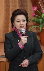 Наталья Колдуненко