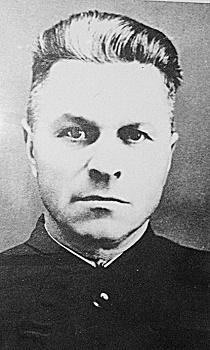 Давыденок С.М. командир разведки