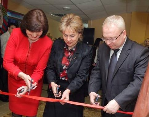 В церемонии открытия ТЦСОН