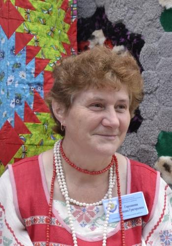 Клавдия Гореликова