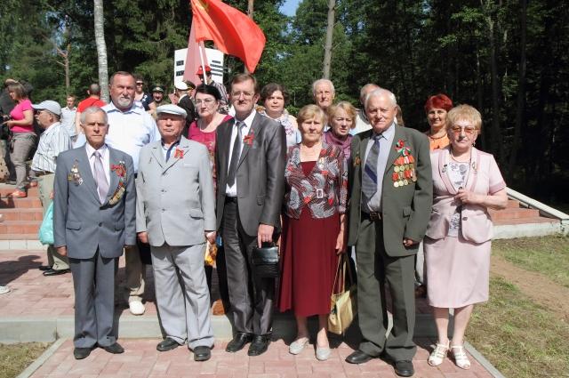 Новополоцкая делегация