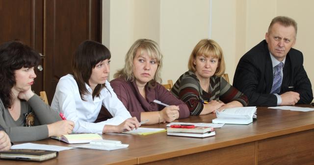 Члены комиссии